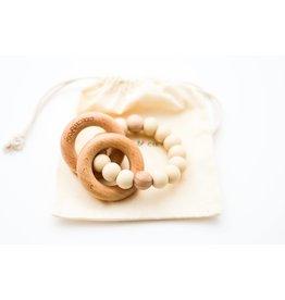 Grech & Co Grech & Co - Sedona Teething ring - Sand