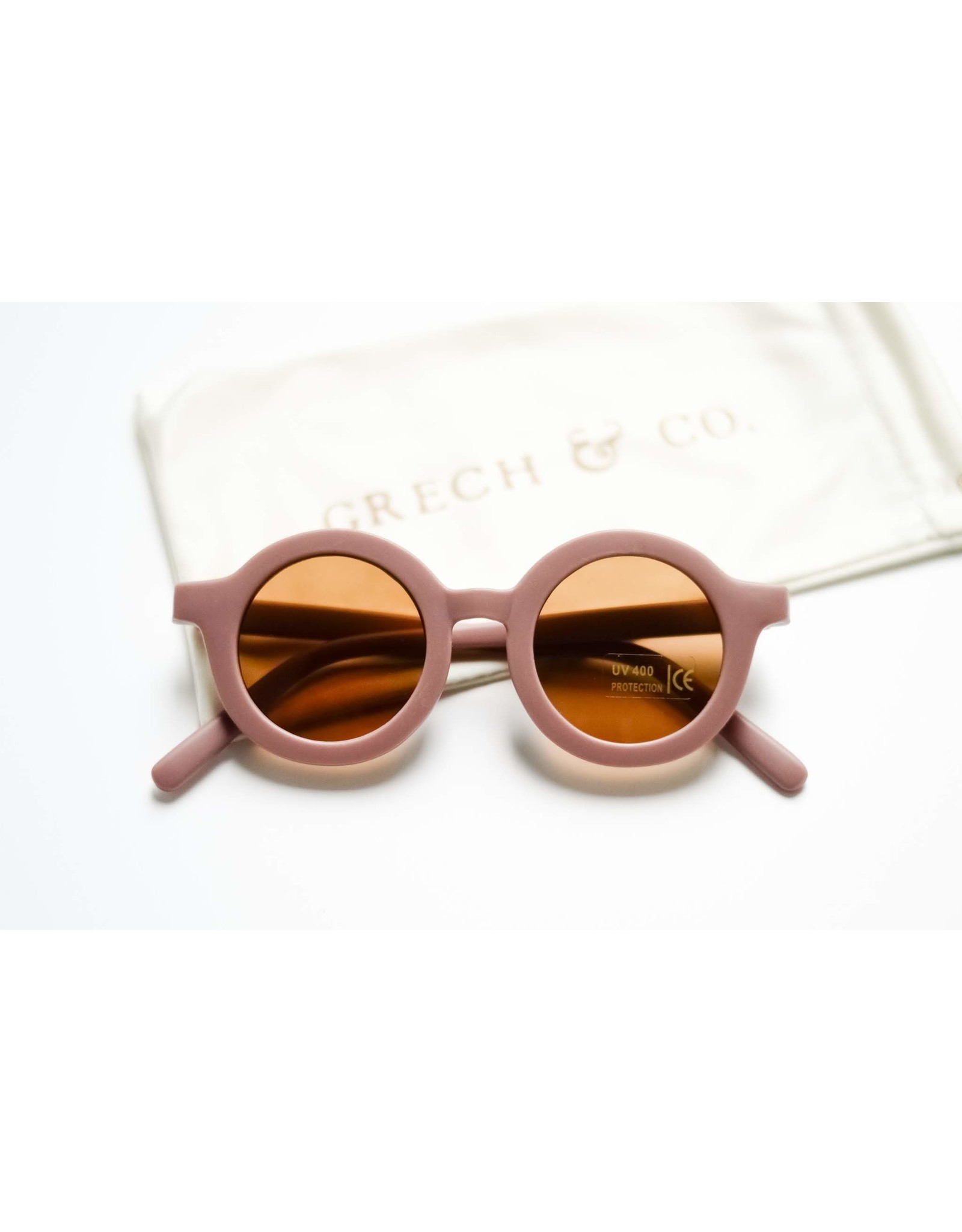 Grech & Co Grech & Co - Sustainable Sunnies - Burlwood