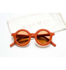 Grech & Co Grech & Co - Sustainable Sunnies - Rust
