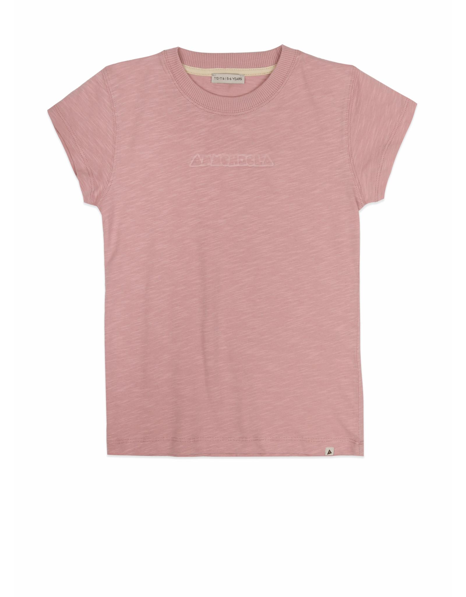 Ammehoela Ammehoela - Shortsleeve roze Zoe