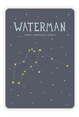 Milestone Milestone - Poster Waterman