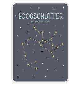 Milestone Milestone - Poster Boogschutter