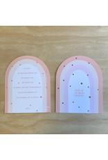 Studio Liev. - Uitnodiging Roze Regenboog