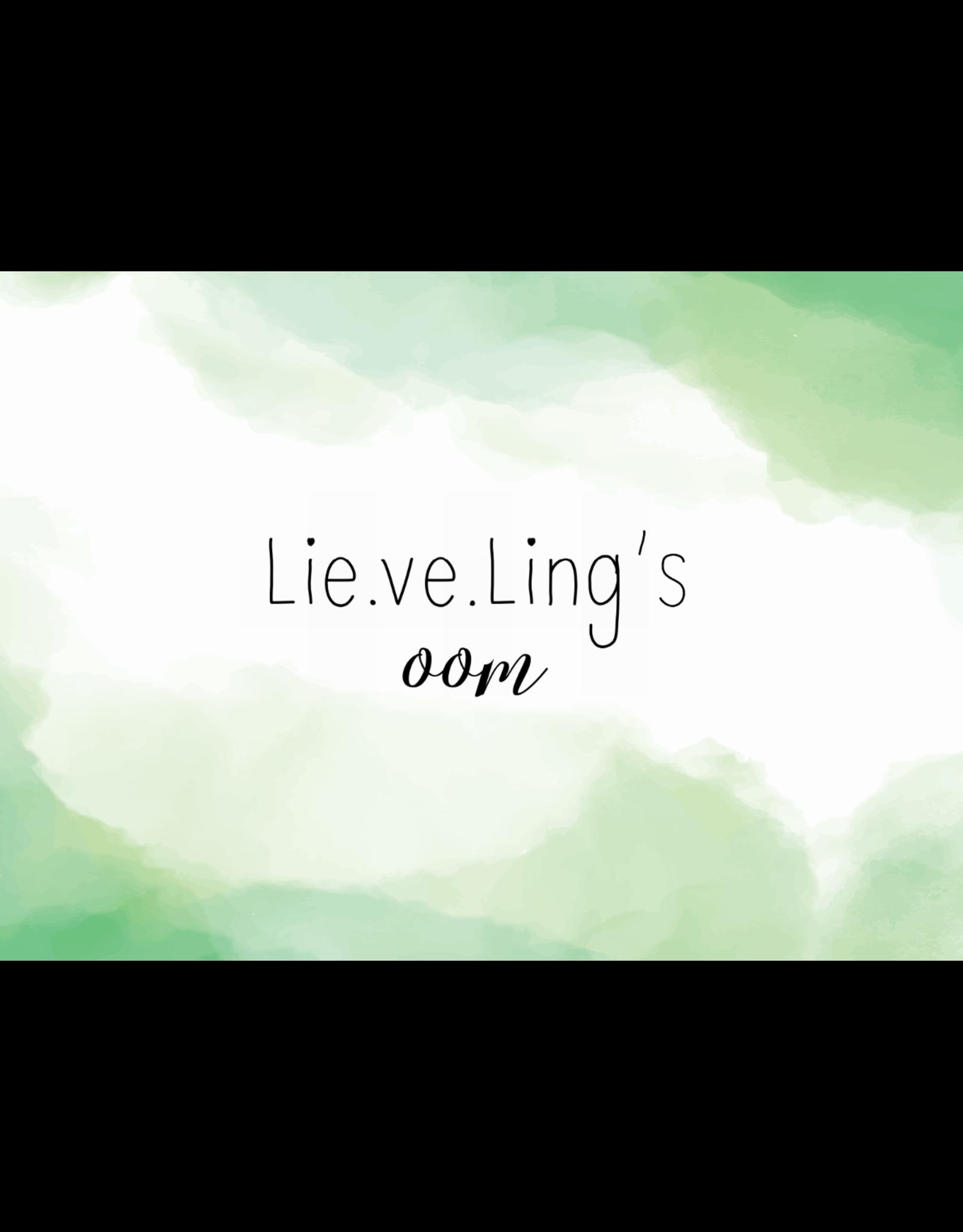Lie.ve.Ling Kids Kaart Lieveling's Oom