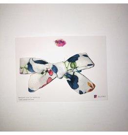 By Mev By Mev - Little Valerie Linnen Gebloemd