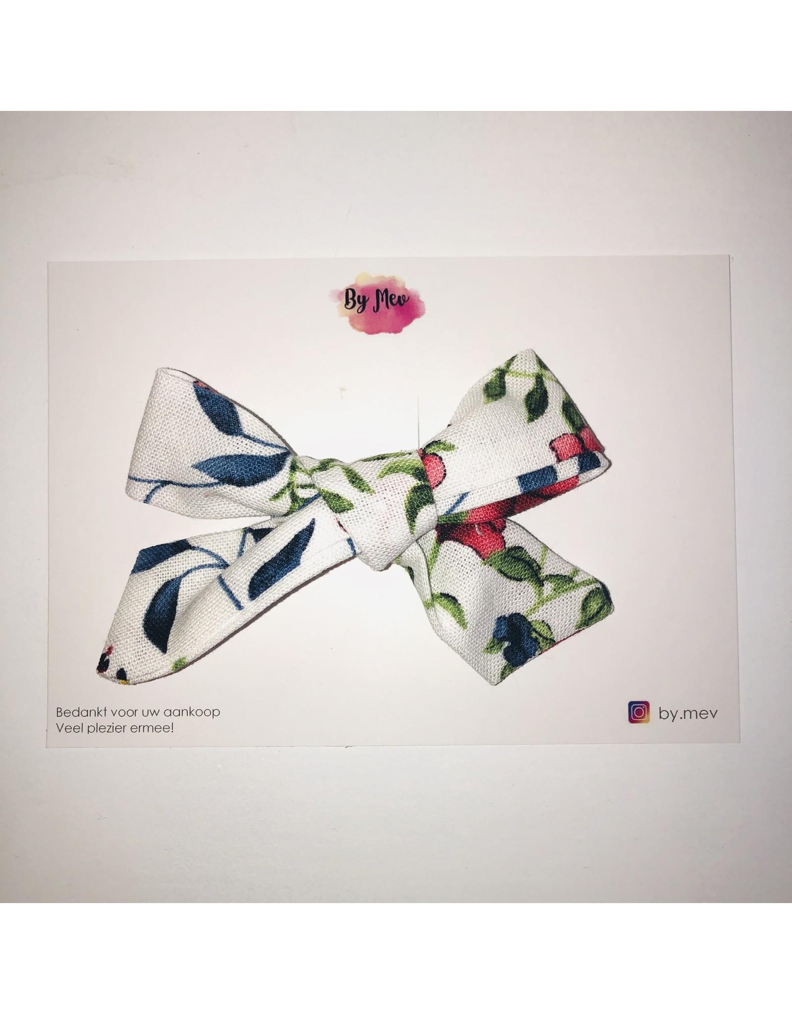 By Mev By Mev - Valerie Linnen Gebloemd