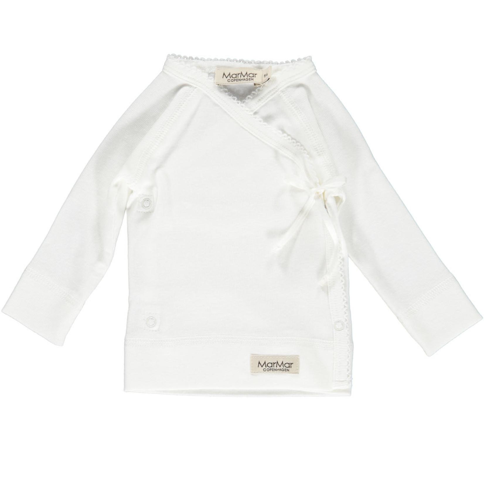 MarMar MarMar - Tut Wrap LS - Gentle White