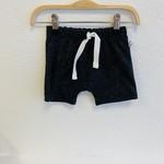 No Colours No Colours - Harem shorts Anthracite sprinkles Front Pocket