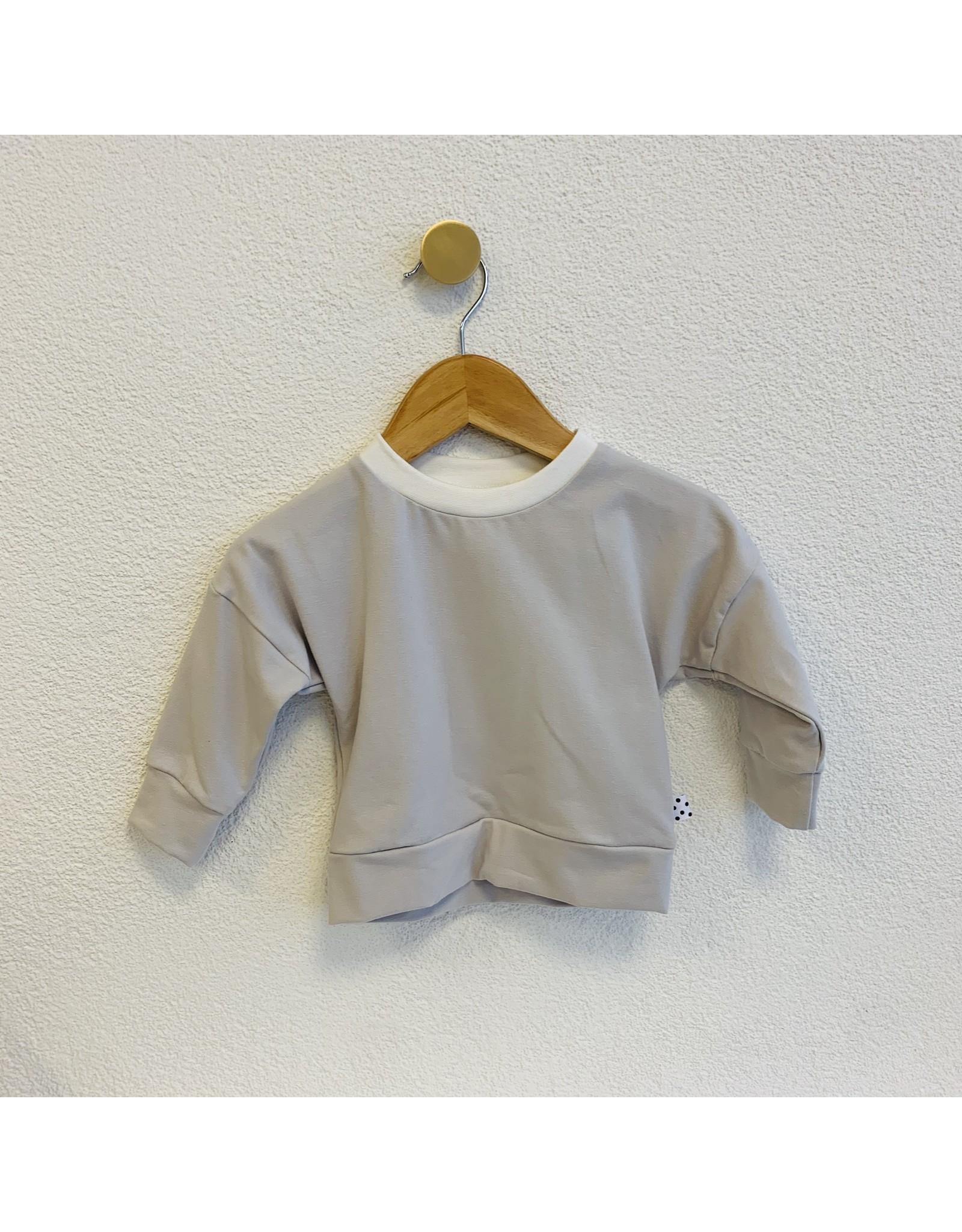 No Colours No Colours - Sweater Light grey