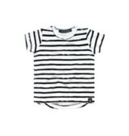 Your Wishes Your Wishes - Stripes Off-White | Shortsleeve