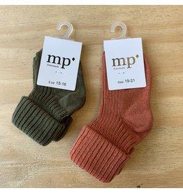 MP Denmark MP Denmark - Ankle Sock Donker Groen