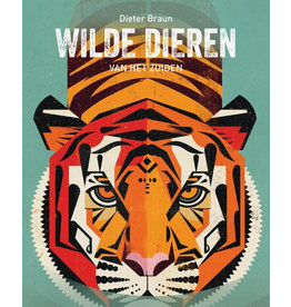 Boek - Wilde dieren van het zuiden