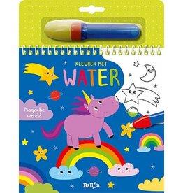 Boek - Kleuren met water: Magische wereld