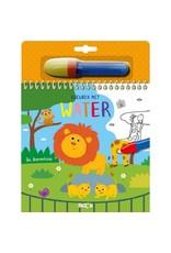 Boek - Kleuren met water: De boerderij