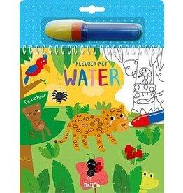 Boek Kleuren met water Natuur