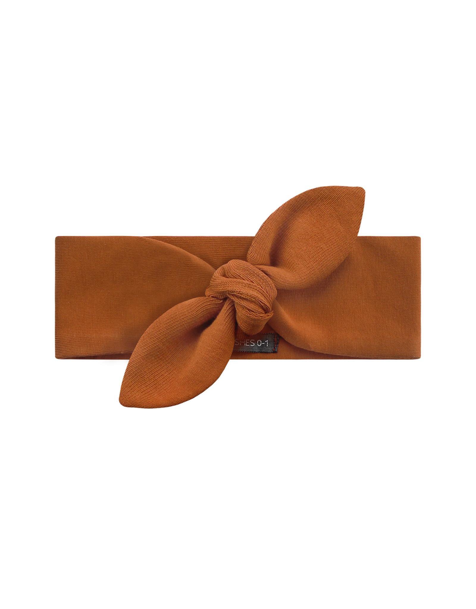 Your Wishes Cognac - Jersey - Headband
