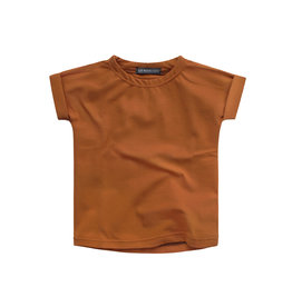 Your Wishes Cognac - Jersey - Boxy Tee