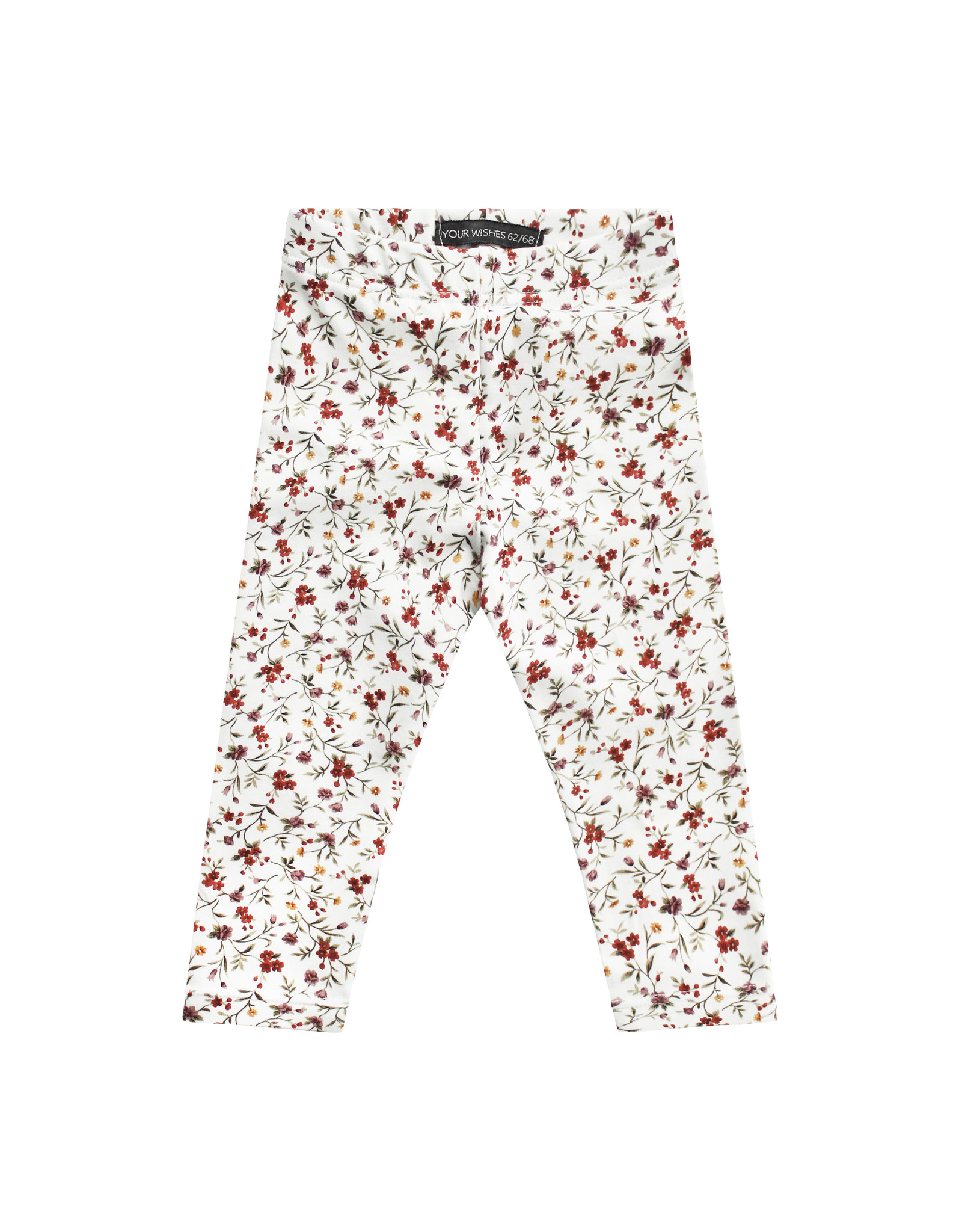 Your Wishes Pressed Blooming - Legging
