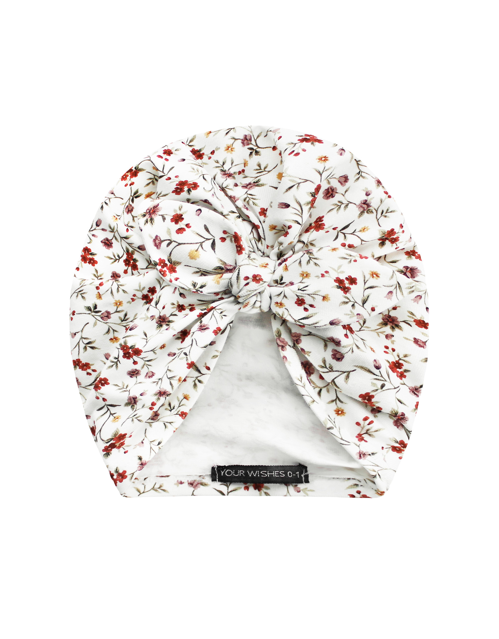Your Wishes Pressed Blooming - Turban