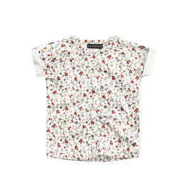 Your Wishes Pressed Blooming - Boxy Tee