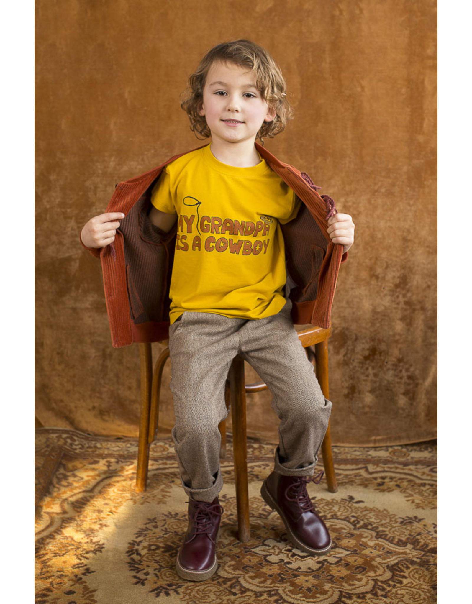 Ammehoela T-Shirt Arrowwood - Zoe