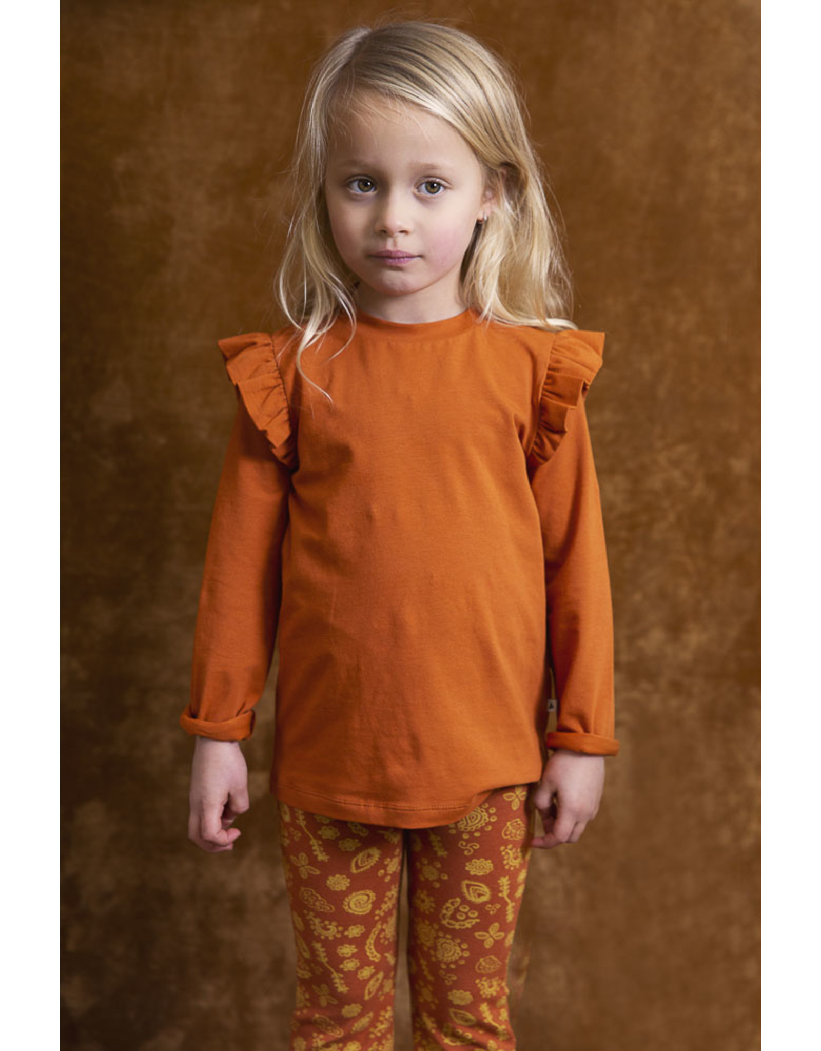 Ammehoela Longsleeve Bombay Brown