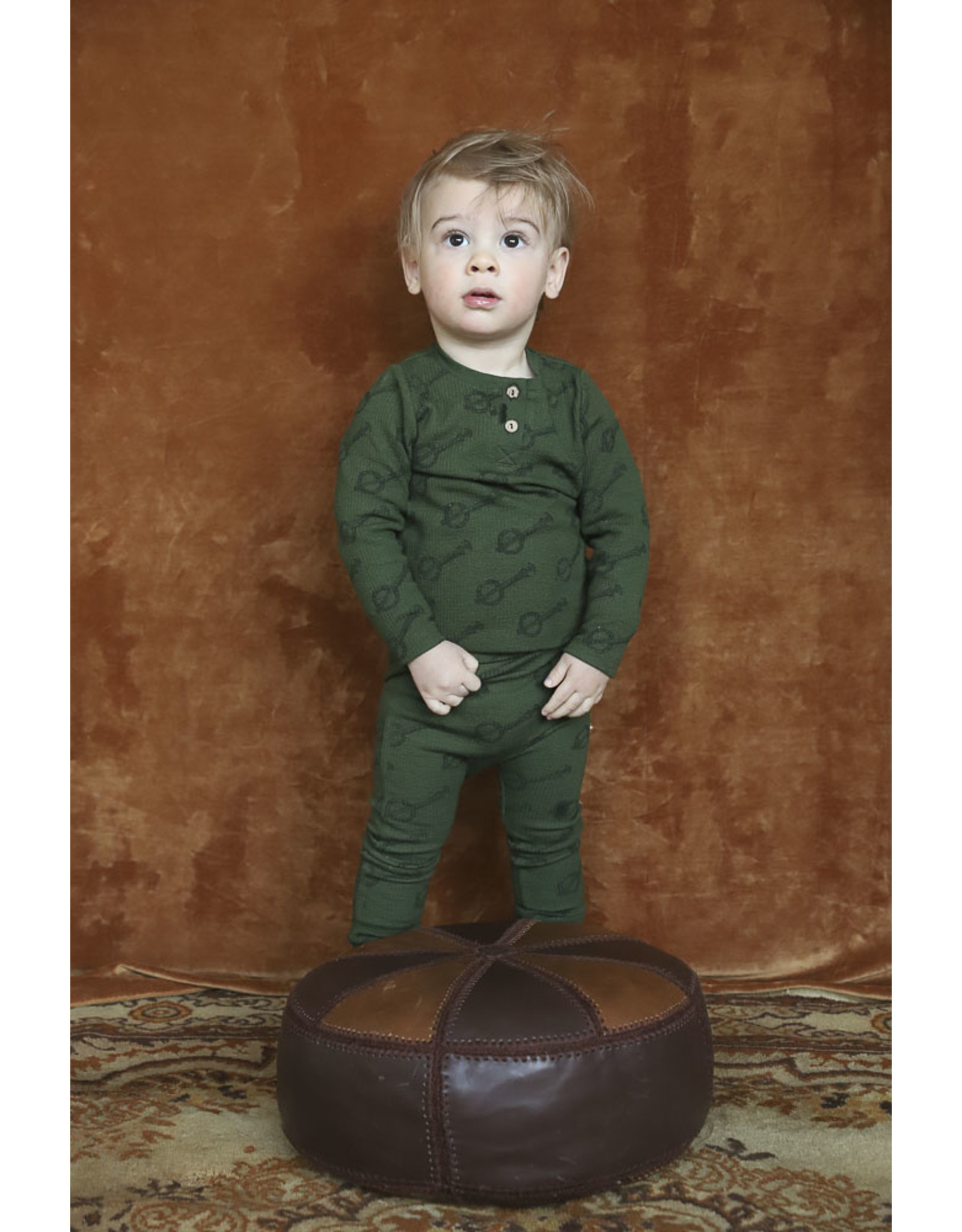 Ammehoela Trouser Green Banjo - James