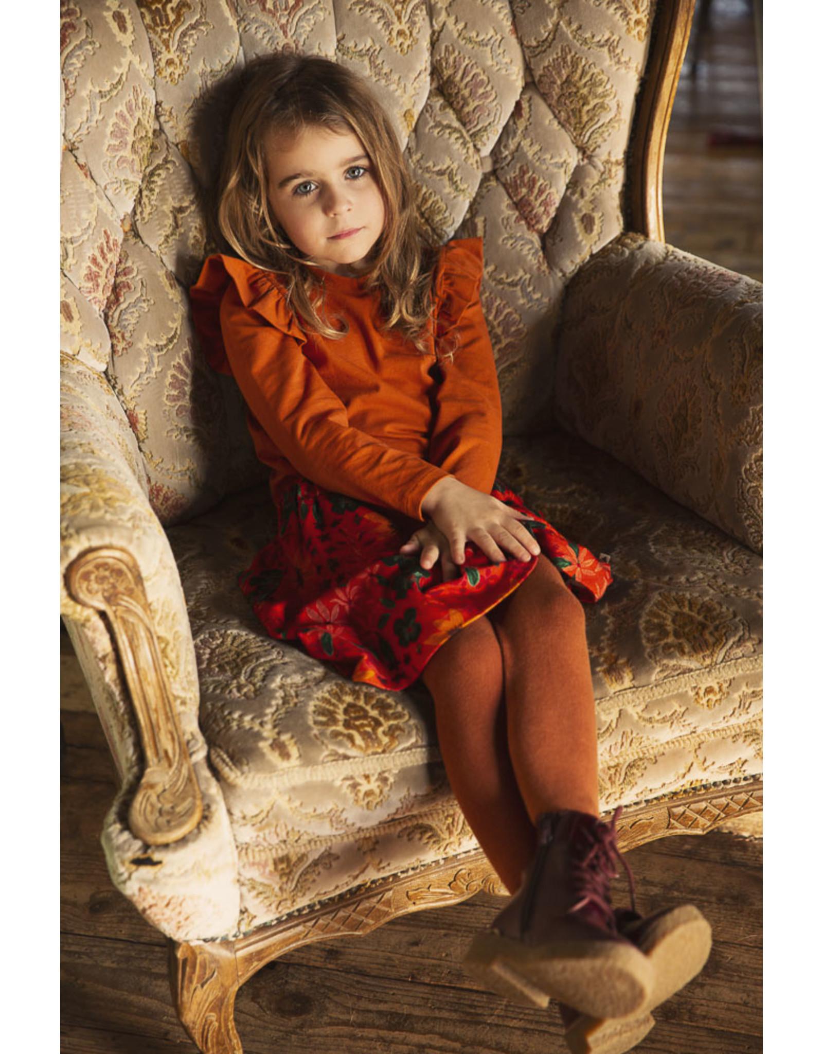 Ammehoela Skirt Vintage Flower - Flynn