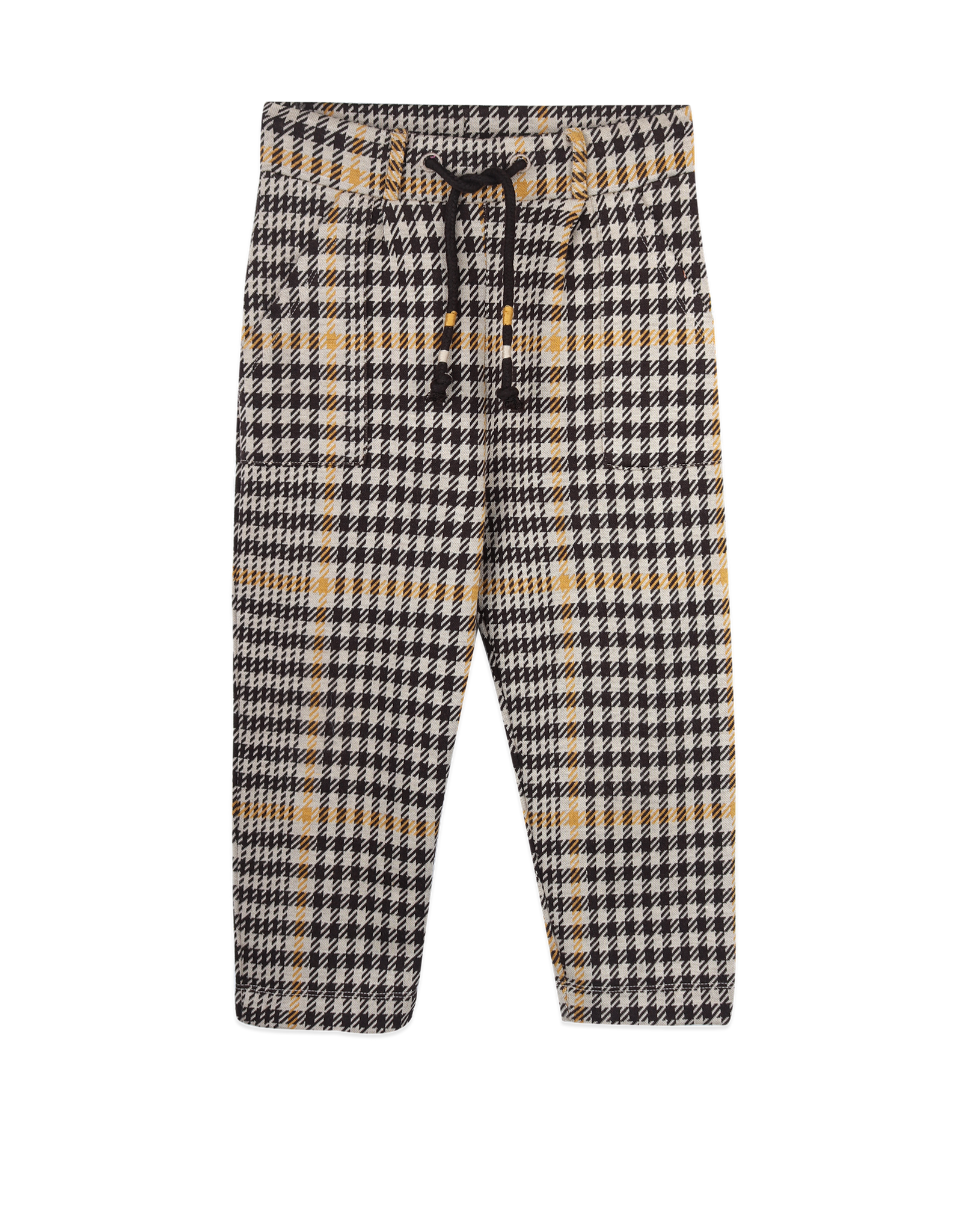 Ammehoela Trouser Off Whit Check - Bennie