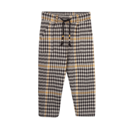 Ammehoela AM - Trouser Off Whit Check - Bennie