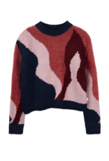 Ammehoela Knitted Multicolor - Roxie