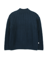 Ammehoela Knitted Navy - Noah