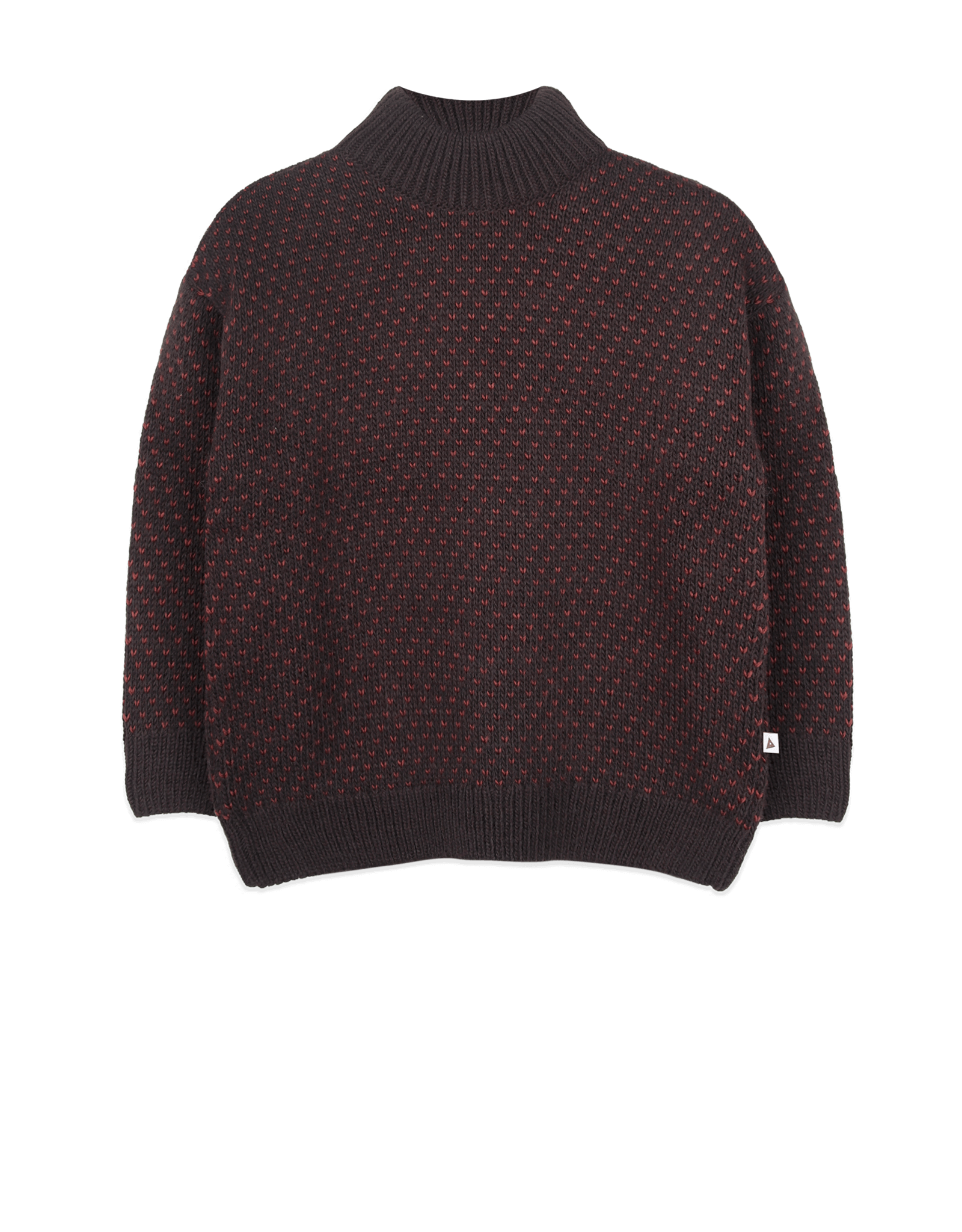 Ammehoela Knitted Brown - Noah