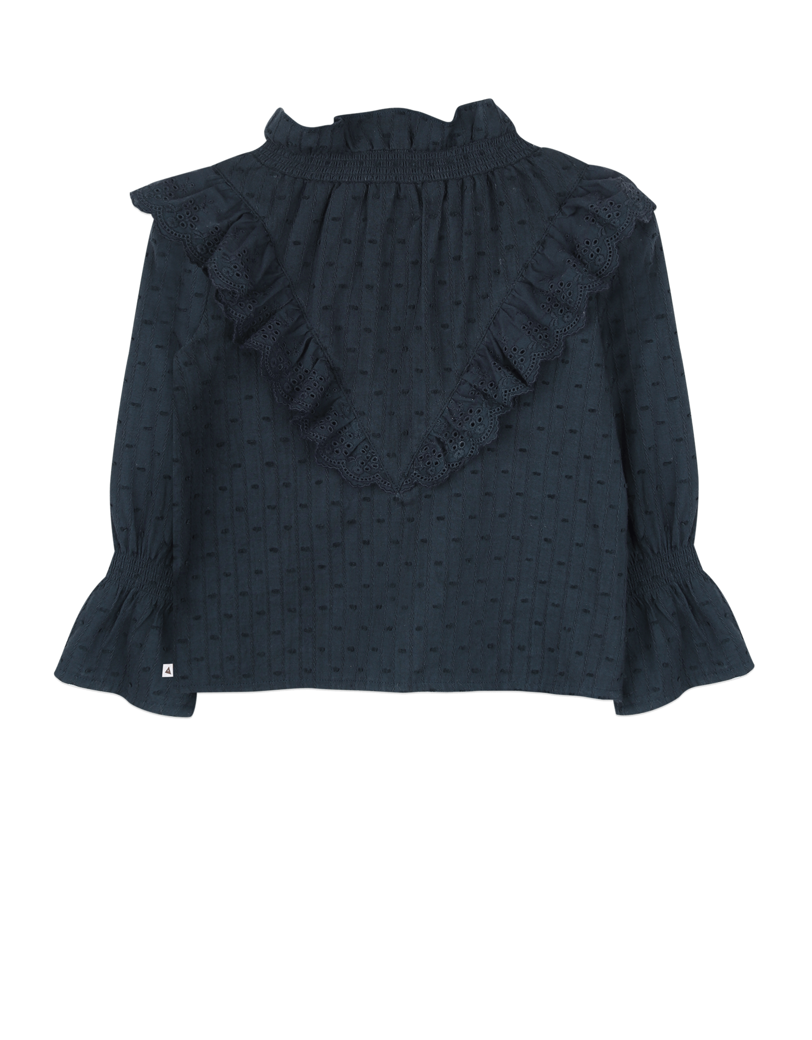Ammehoela Blouse Deep Blue - Mia