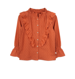 Ammehoela AM - Blouse Bombay Brown - Mia
