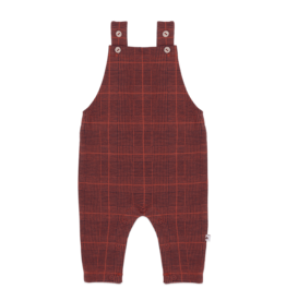 Ammehoela AM - Dungaree Navy Check - Dunde