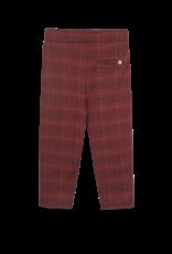 Ammehoela Trouser Navy Check - Bennie