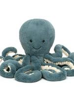 Jelly Cat Knuffel - Storm Octopus Little