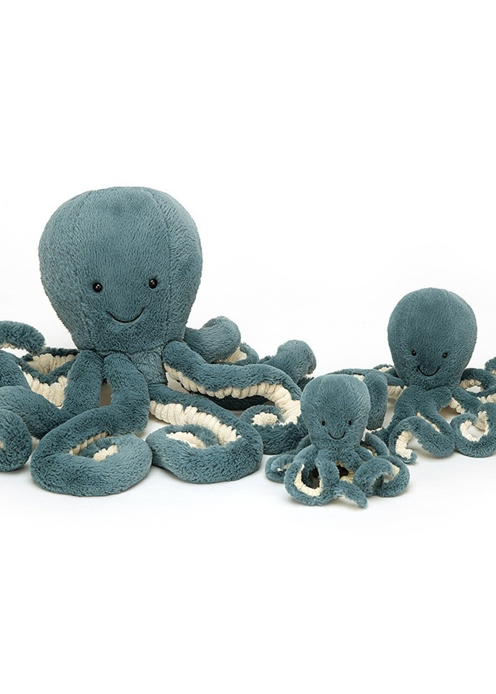Jelly Cat JC - Storm Octopus Little