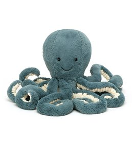 Jelly Cat Knuffel - Storm Octopus baby
