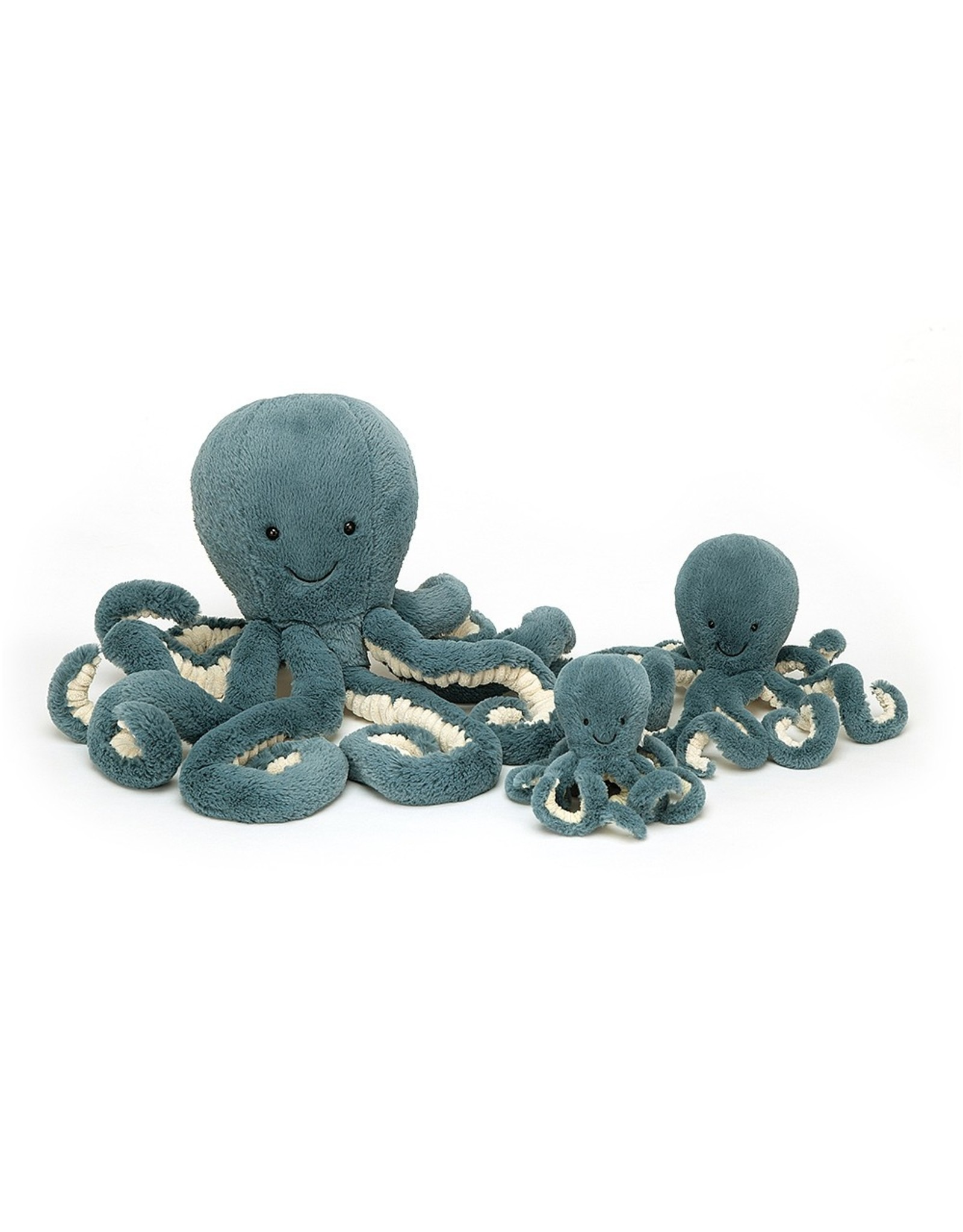 Jelly Cat Storm Octopus baby