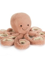 Jelly Cat Knuffel - Odell Octopus Little