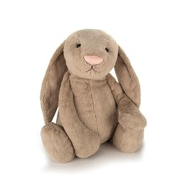 Jelly Cat Knuffel - Beige Bunny Small