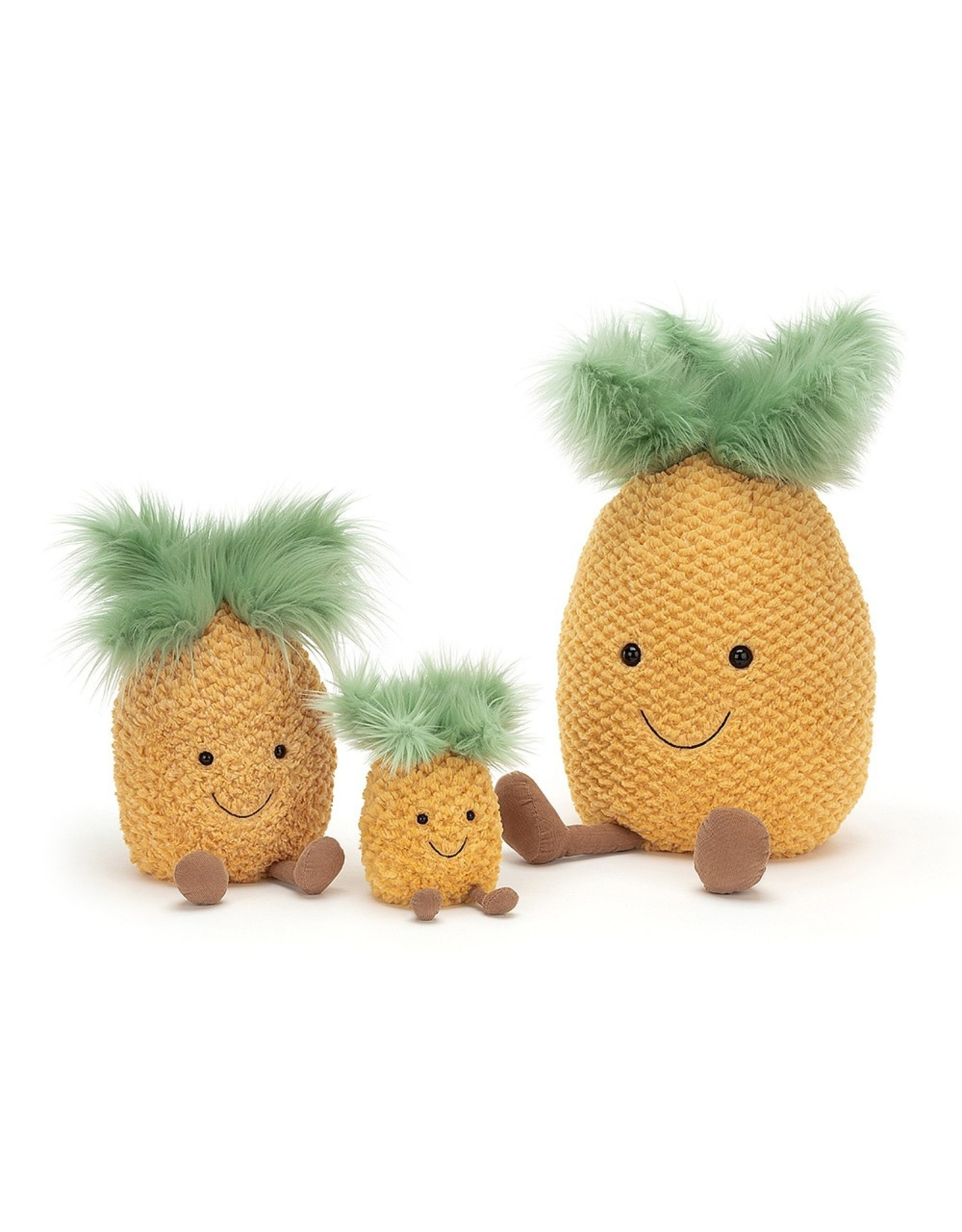 Jelly Cat Pineapple Small