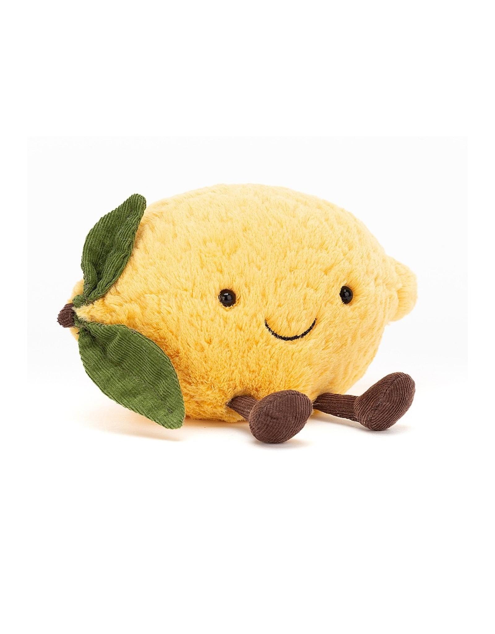 Jelly Cat Lemon Small