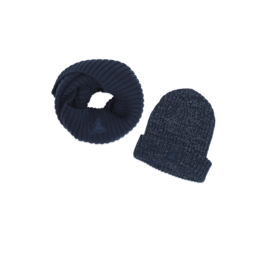 Ammehoela AM - Muts - Sjaal - Bobbie Navy