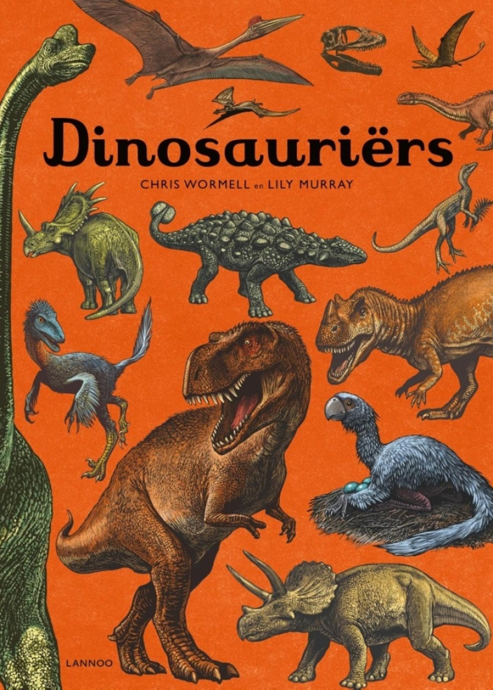 Boek - Dinosauriërs