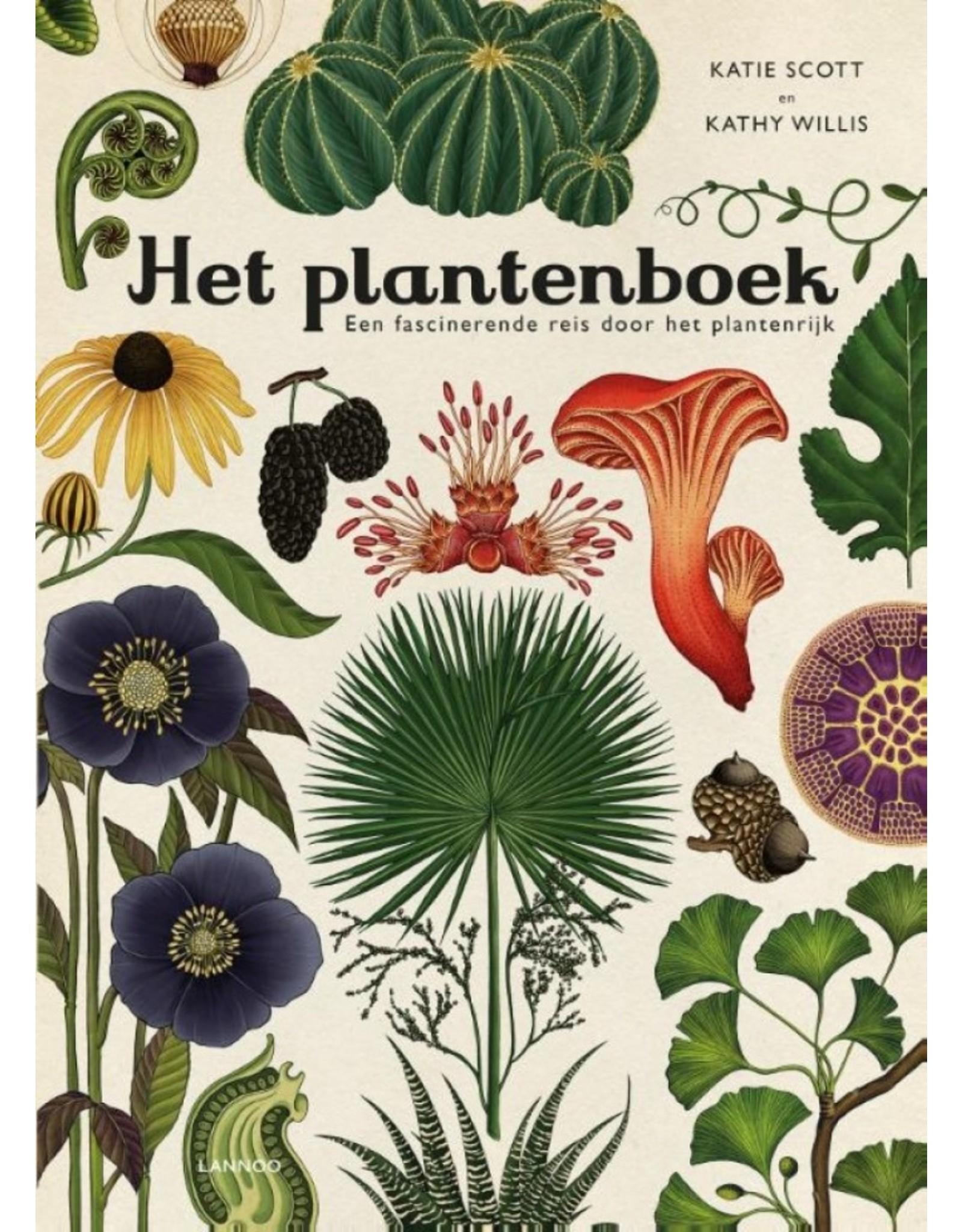 Boek - Het plantenboek