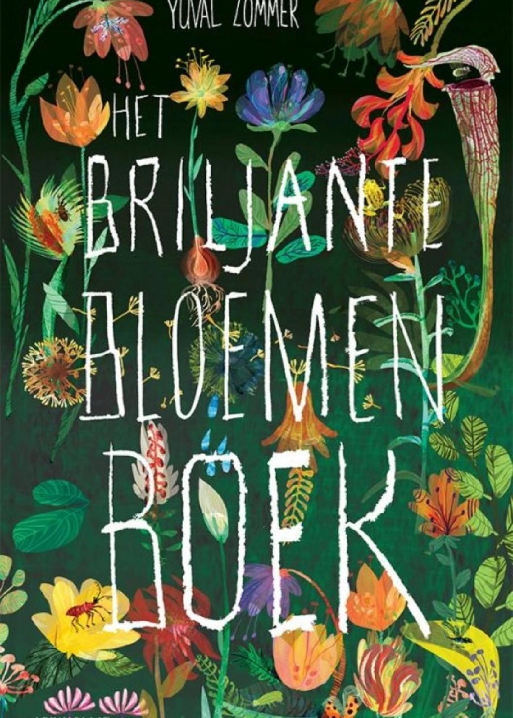 Boek - Het Briljante bloemen boek