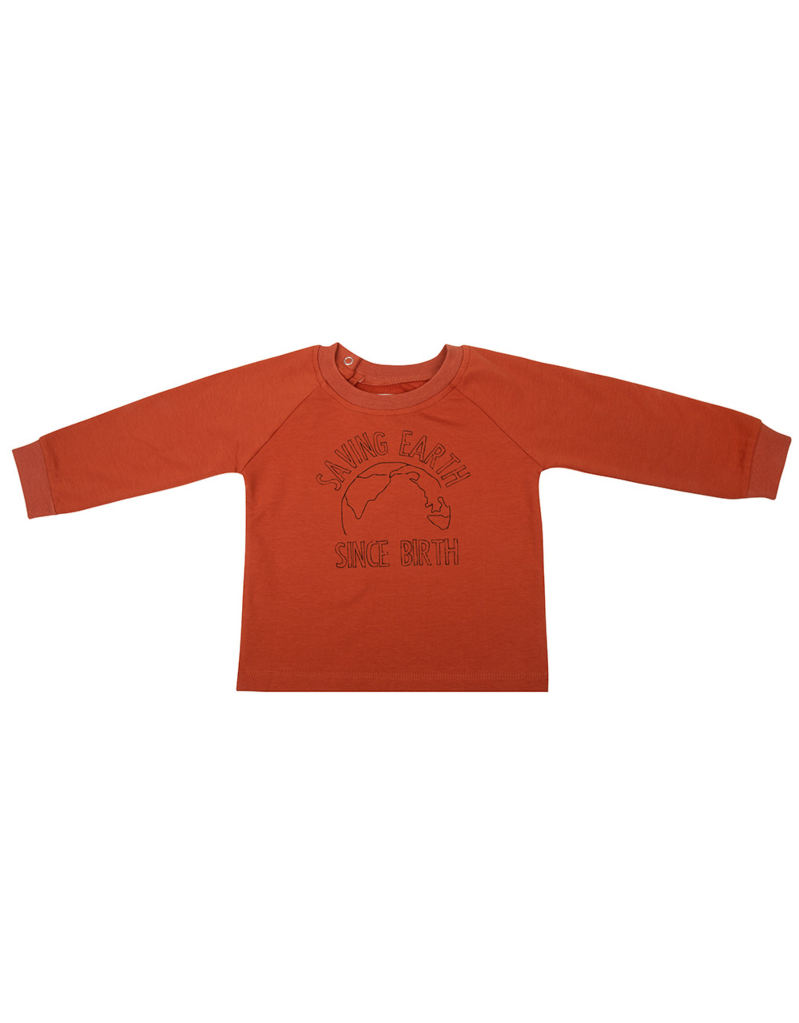 Little Indians Sweater Saving Earth - Picante